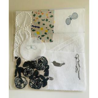 mina perhonen - ミナペルホネン  生地 刺繍