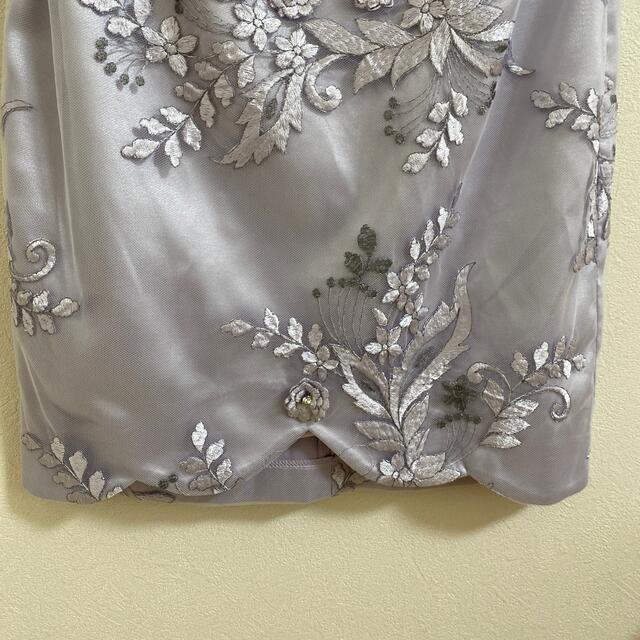 AngelR(エンジェルアール)のROBE de FLEURS ドレス レディースのフォーマル/ドレス(ミニドレス)の商品写真
