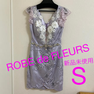 AngelR - ROBE de FLEURS ドレス