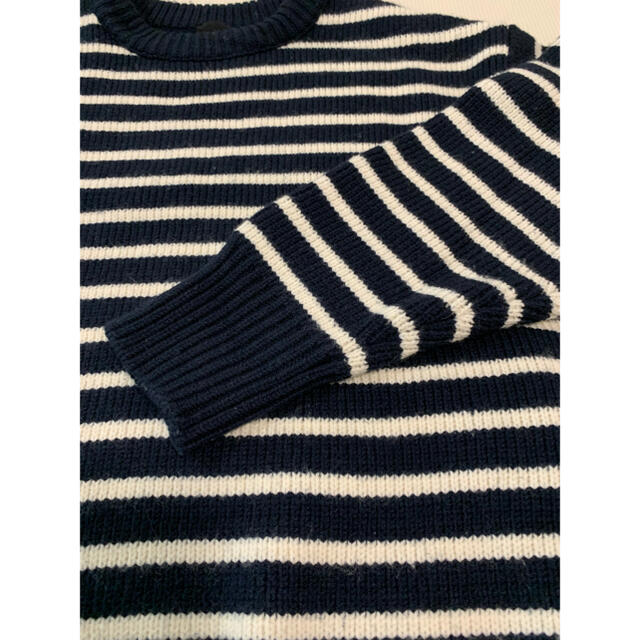 IENA(イエナ)のIENA sese ボーダークルーネックプルオーバー レディースのトップス(ニット/セーター)の商品写真