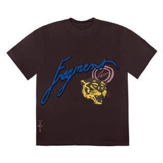 FRAGMENT - cactus jack for fragment icon Tシャツ Lサイズ