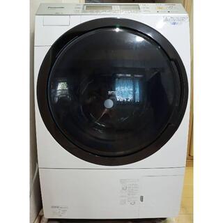 Panasonic - (商品詳細)2017年Panasonicドラム式洗濯機 洗濯容量11.0kg