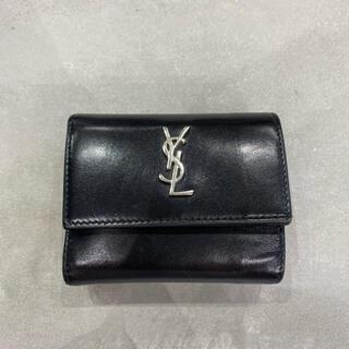 サンローラン(Saint Laurent)のSAINT LAURENT折り財布(折り財布)