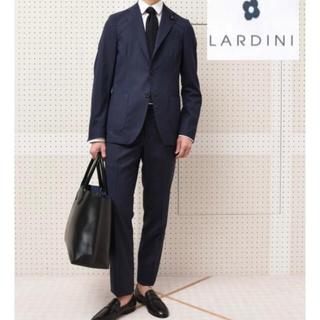 BEAMS - ラルディーニ easy wear スーツ セットアップ パッカブル 46