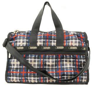 レスポートサック(LeSportsac)のレスポートサック ボストンバッグ ショルダーバッグ 2WAY チェック 鞄(ボストンバッグ)