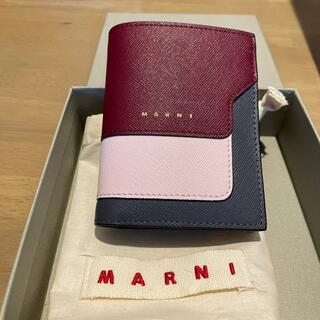 Marni - マルニ / サフィアーノレザー バイホールドウォレット(二つ折り財布)