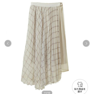 31 Sons de mode - トランテアン プリーツスカート 未使用