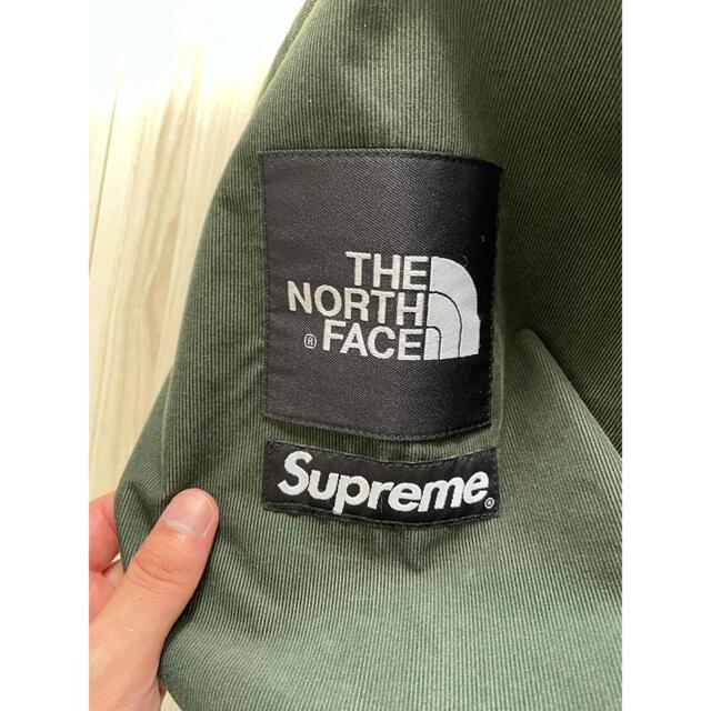 Supreme(シュプリーム)のsupreme north face 12aw マウンテンパーカー メンズのジャケット/アウター(マウンテンパーカー)の商品写真