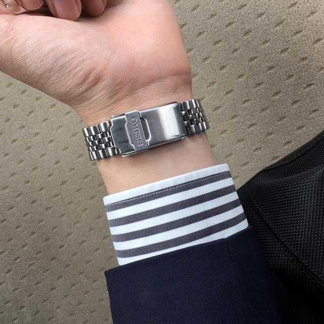 SEIKO(セイコー)の最終値下げSEIKO ネイビーボーイ SKX009 7S26-0020 ペプシ メンズの時計(腕時計(アナログ))の商品写真