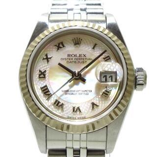 ROLEX - ROLEX(ロレックス) 腕時計 デイトジャスト