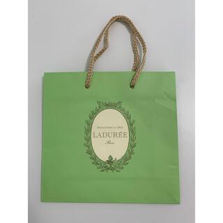 ラデュレ(LADUREE)のラデュレ ショッパー ショップ袋(ショップ袋)