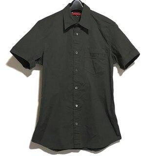 プラダ(PRADA)のプラダスポーツ 半袖シャツ サイズ38 M -(シャツ)