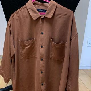 レイジブルー(RAGEBLUE)のオープンカラーシャツ(シャツ)