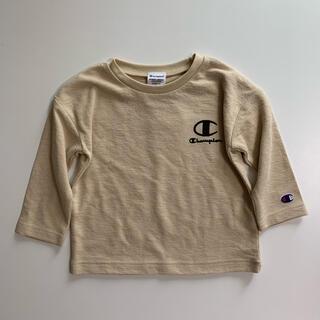 チャンピオン(Champion)のチャンピオン Tシャツ ロンT シンプルTシャツ 90(Tシャツ/カットソー)