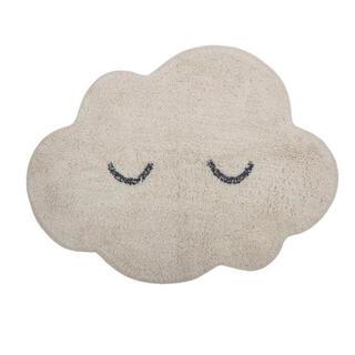 フランフラン(Francfranc)のbloomingville ラグマット 雲 cloud 子供部屋インテリア(ラグ)