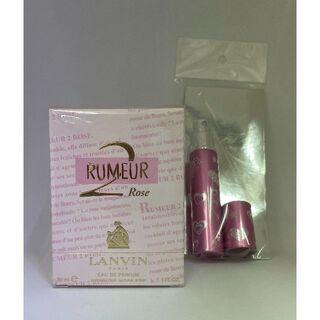 ランバン(LANVIN)のランバン ルメール2 ローズEDP30ml(香水(女性用))