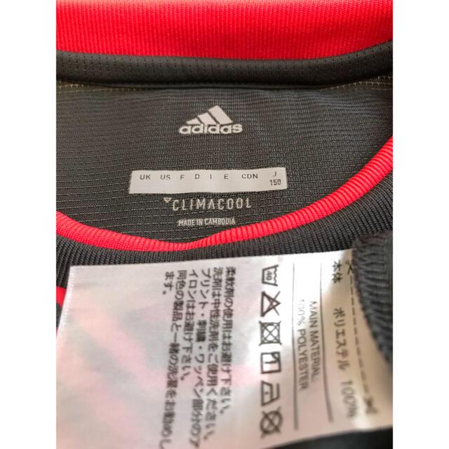 adidas(アディダス)の150 アディダス adidas T シャツ 半袖 キッズ ジュニア キッズ/ベビー/マタニティのキッズ服男の子用(90cm~)(Tシャツ/カットソー)の商品写真