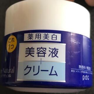 Mandom - ピュアナチュラル クリームエッセンスホワイト(100g)