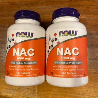 N-アセチルシステイン NAC