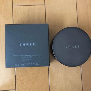 THREE - THREE ルースパウダー 01  新品未使用