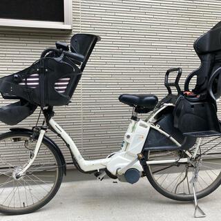 パナソニック(Panasonic)のPanasonicギュットミニDX+OGK後部座(自転車)