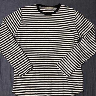 ナノユニバース(nano・universe)のナノユニバース ボーダーカットソー 長袖(Tシャツ/カットソー(七分/長袖))