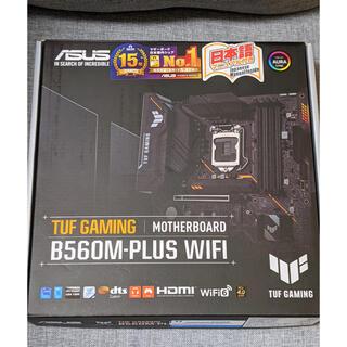ASUS - ASUS TUF GAMING B560M-PLUS WiFi マザーボード