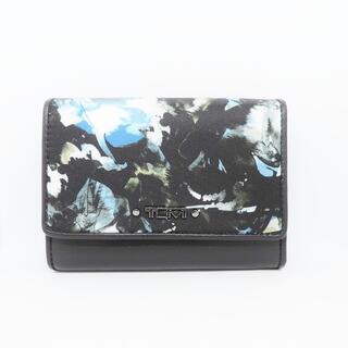 トゥミ(TUMI)のトゥミ 2つ折り財布美品  - 0196387 NOV(財布)
