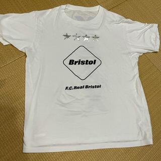 F.C.R.B. - FCRB F.C.Real Bristol ロゴTシャツ Tシャツ ブリストル