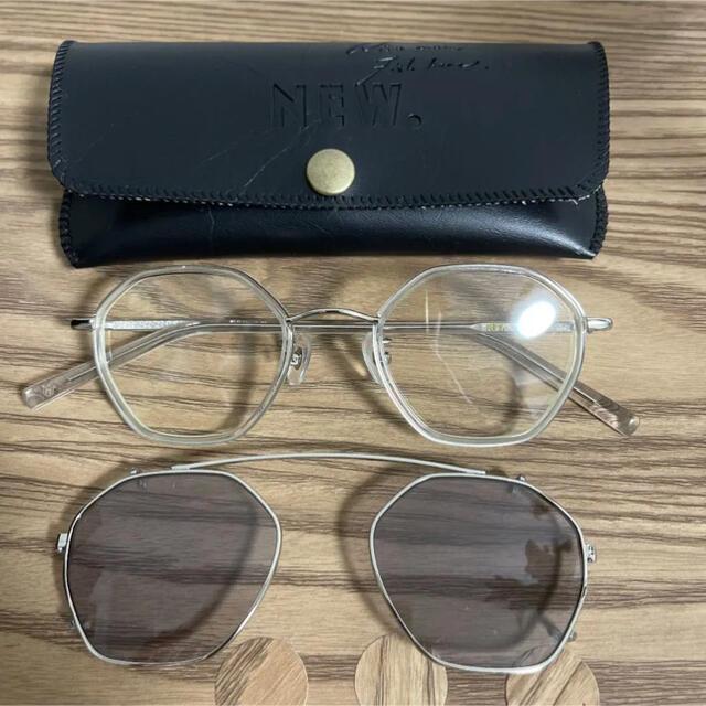 Zoff(ゾフ)のNEW. サングラス メガネ メンズのファッション小物(サングラス/メガネ)の商品写真