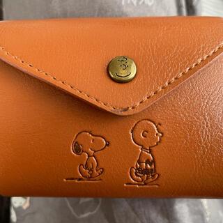 スヌーピー(SNOOPY)のスヌーピー 三つ折り財布(財布)