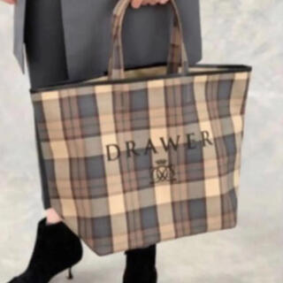 Drawer - ドゥロワー Drawer ノベルティ バック