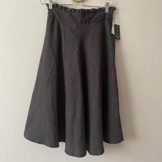 アベイル(Avail)の新品未使用 フレアスカート(ひざ丈スカート)