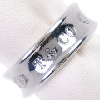 Tiffany & Co. - ティファニー ナロー 1837 シルバー925 11 レディース リ