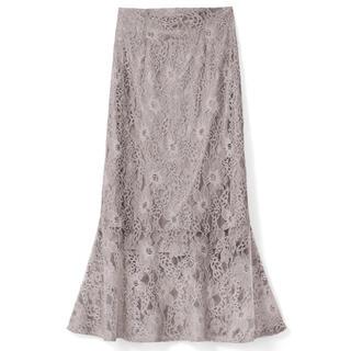 GRL - GRL♡新品タグ付き ハイウエストレースマーメイドスカート