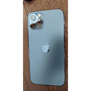 アイフォーン(iPhone)のiPhone12pro128GBパシフィックブルー(スマートフォン本体)