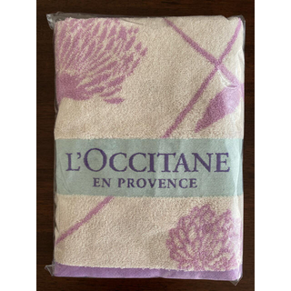 L'OCCITANE - 【新品・未使用】ロクシタン 限定バスタオル