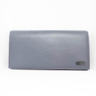 トゥミ(TUMI)のトゥミ 長財布美品  - ダークネイビー(財布)