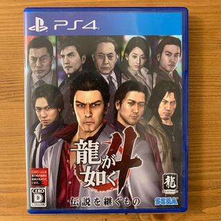 PlayStation4 - 龍が如く4 伝説を継ぐもの