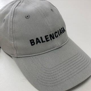 Balenciaga - BALENCIAGA  cap キャップ L59cm
