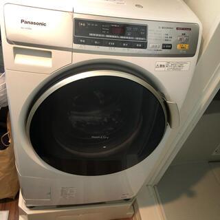 Panasonic - ドラム式洗濯乾燥機 Panasonic NA-VH300L-W