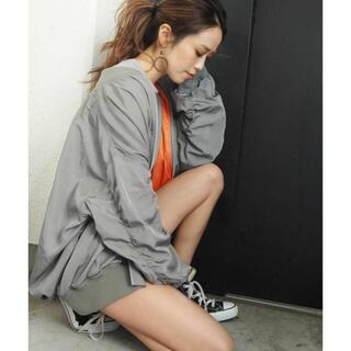 ジェイダ(GYDA)のGYDA MA1ジャケット(ブルゾン)