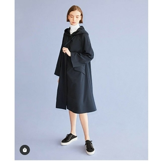 """FOXEY - 【新品】FOXEY """"Westminster Coat"""" ミッドナイトブルー38"""