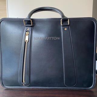 LOUIS VUITTON - ルイヴィトン ビジネスバック 美品