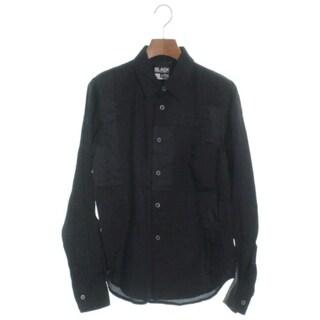 ブラックコムデギャルソン(BLACK COMME des GARCONS)のBLACK COMME des GARCONS カジュアルシャツ レディース(シャツ/ブラウス(長袖/七分))