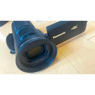 Panasonic - パナソニック Panasonic 4Kビデオカメラ HC-WX1M