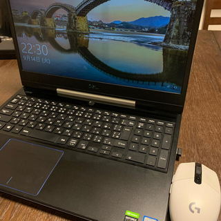 DELL - DELL G5 15 5590 RTX2060 ゲーミングPC(マウス付)