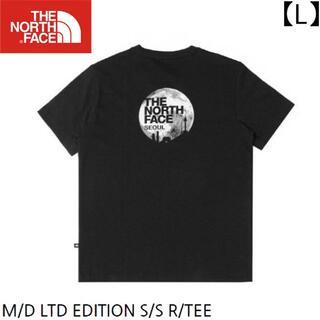 THE NORTH FACE - 《ノースフェイス》 MD LTD EDITION 半袖 Tシャツ 【黒/L】