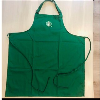 Starbucks Coffee - STARBUCKS グリーンエプロン 新品同様 限定エプロン スターバックス