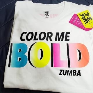 ズンバ(Zumba)の【正規品】最新作ズンバTシャツ (Tシャツ/カットソー(半袖/袖なし))